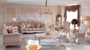 klasik ev dekorasyonu